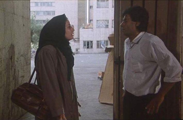 فیلم شرقی خسرو شکیبایی
