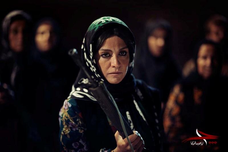 فیلم شهید چمران ابراهیم حاتمی کیا فیلم چ مریلا زارعی
