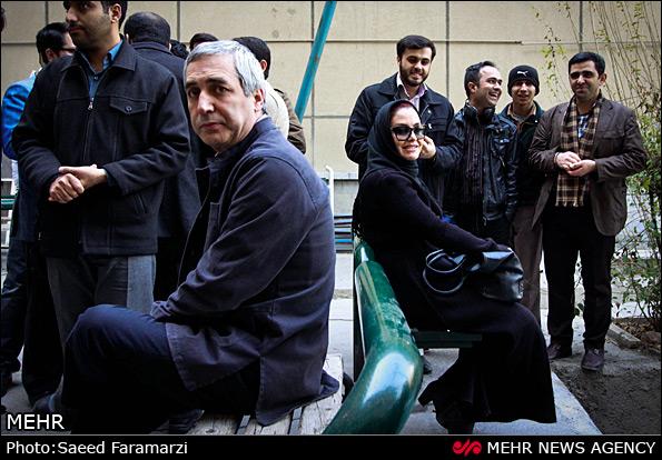 چ-دانشگاه تهران-حاتمی کیا-مریلا زارعی