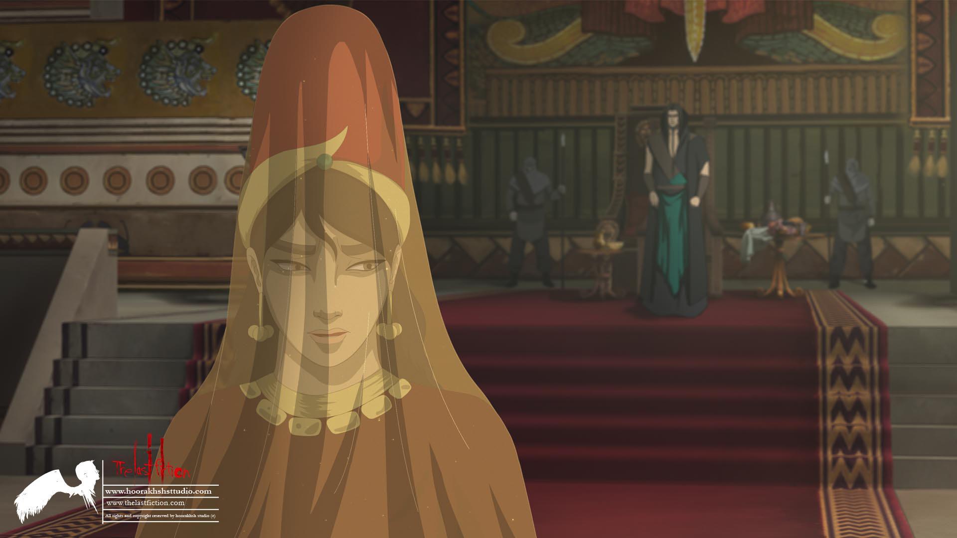 صدا گذاری انیمیشن «آخرین داستان» به علیرضا علویان رسید