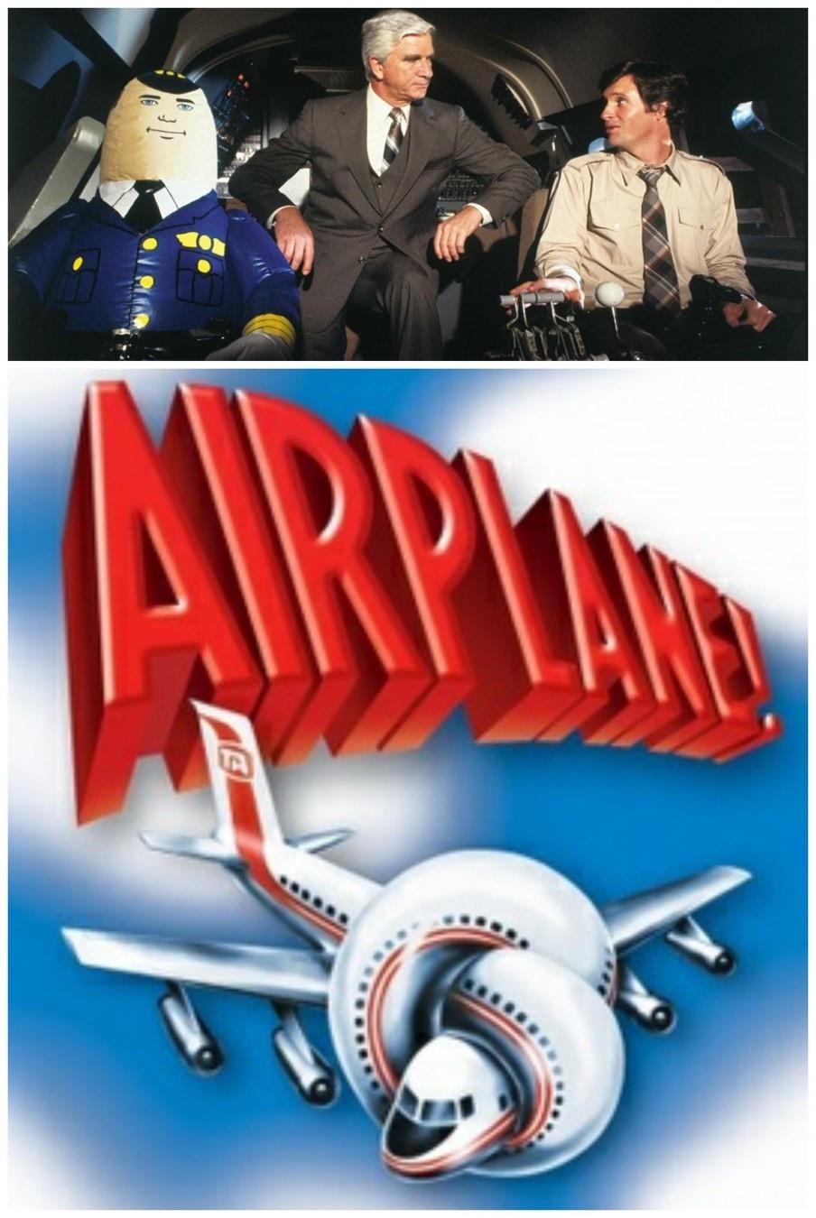 6- فیلم هواپیما (Airplane)