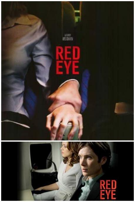 8- فیلم چشم قرمز (Red Eye)