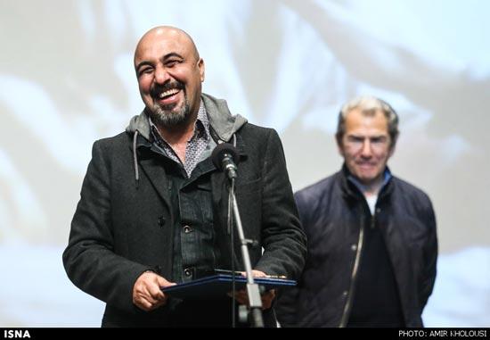 رضا عطاران- بهترین نقش  اول مرد-دهلیز