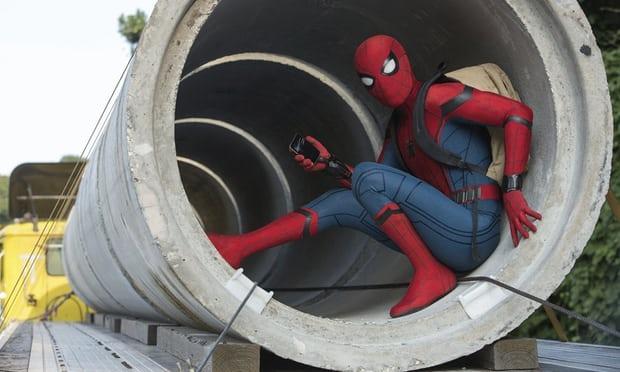 مرد عنکبوتی بازگشت به خانه