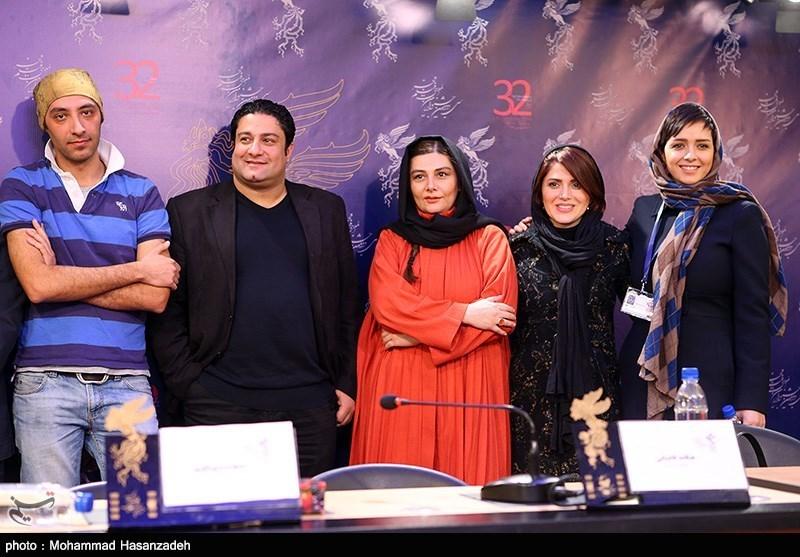 نشست خبری زندگی مشترک آقا محمودی و بانو