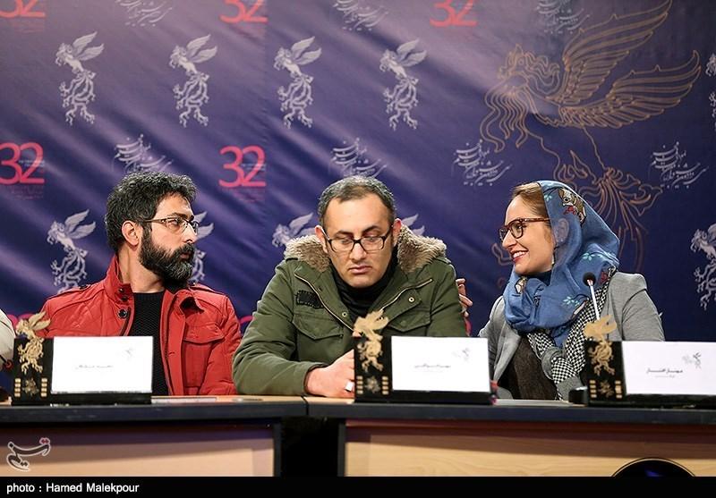 بهرام توکلی:اصلا کاری به «اینجا بدون من» نداشتم/ نمیپذیرم که شخصیتهای فیلمم ناامید هستند + عکس های نشست خبری فیلم «بیگانه»