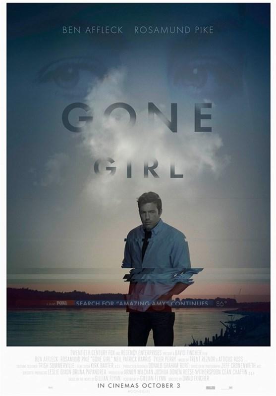 پوستر فیلم دختر گمشده