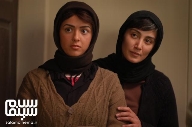 ترانه علیدوستی و هدیه تهرانی