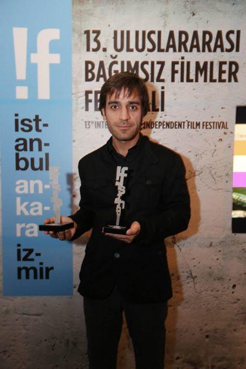 شهرام مکری جایزه برای ماهی و گربه