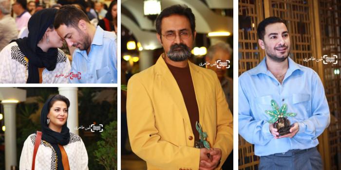 گزارش تصویری از حضور بازیگران و هنرمندان در جشن سینمایی سینماسینما