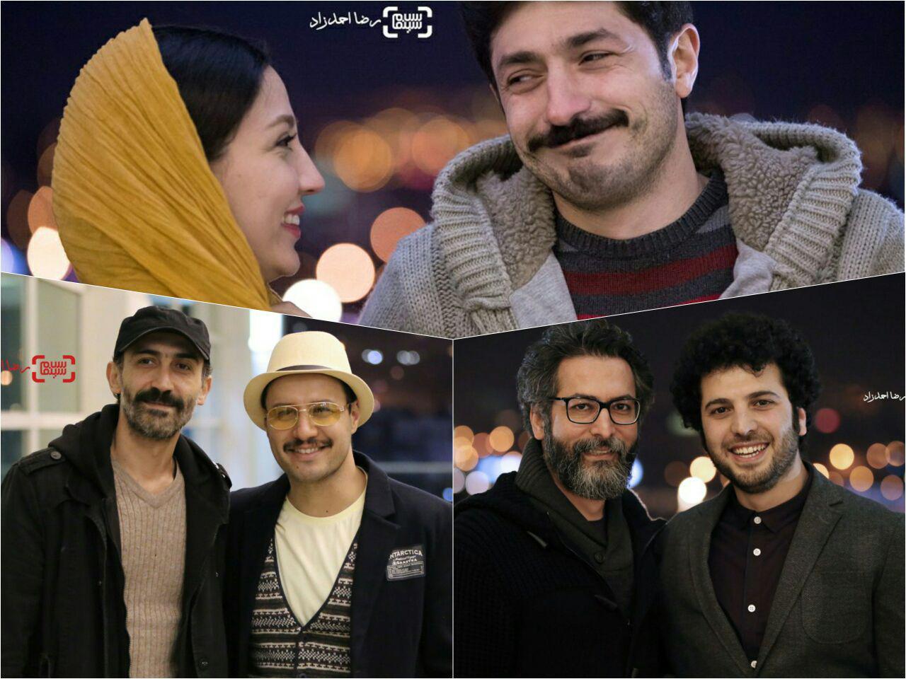 گزارش تصویری حواشی روز هفتم، هشتم و نهم جشنواره فیلم فجر 35