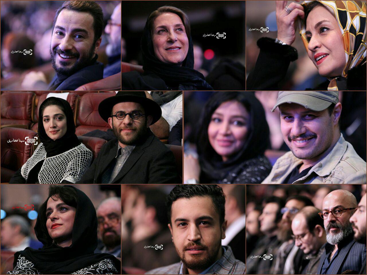 گزارش تصویری اختتامیه سی و پنجمین جشنواره فیلم فجر(اختصاصی سلام سینما)1