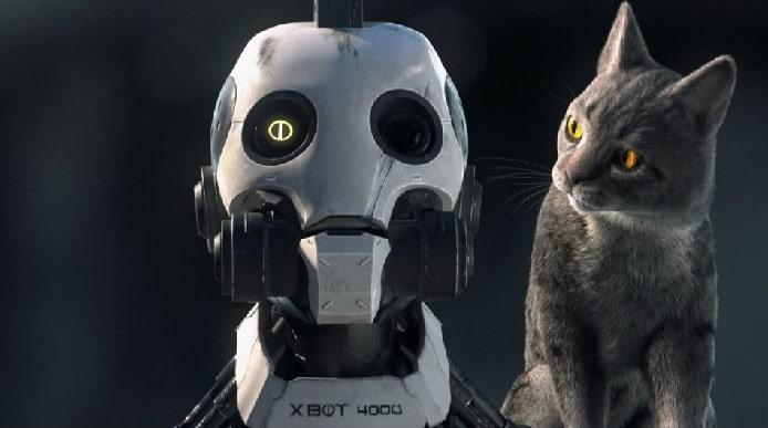 معرفی کامل سریال عشق، مرگ و رباتها - سه ربات