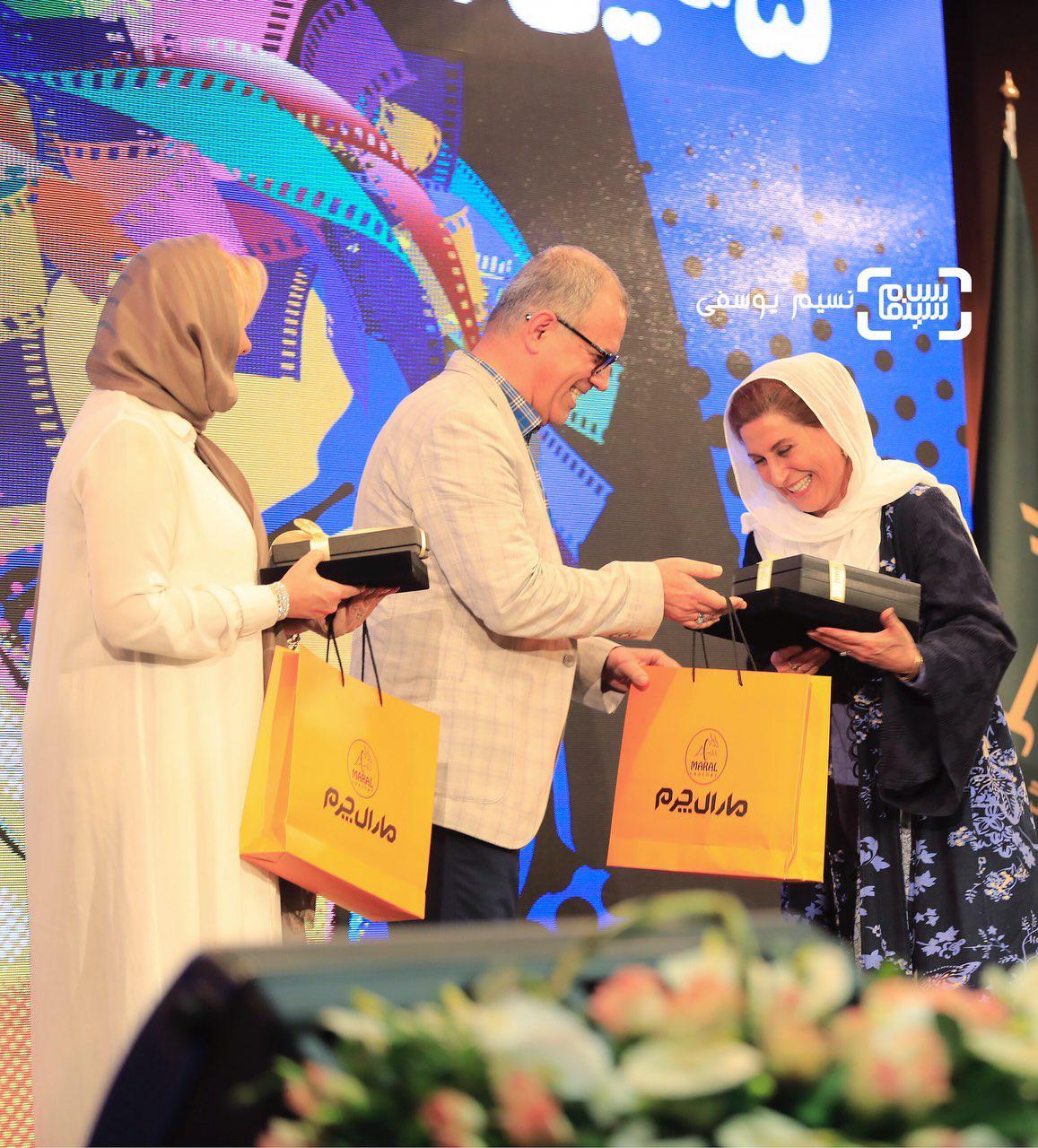 پنجمین جشن عکاسان سینمای ایران - گزارش تصویری