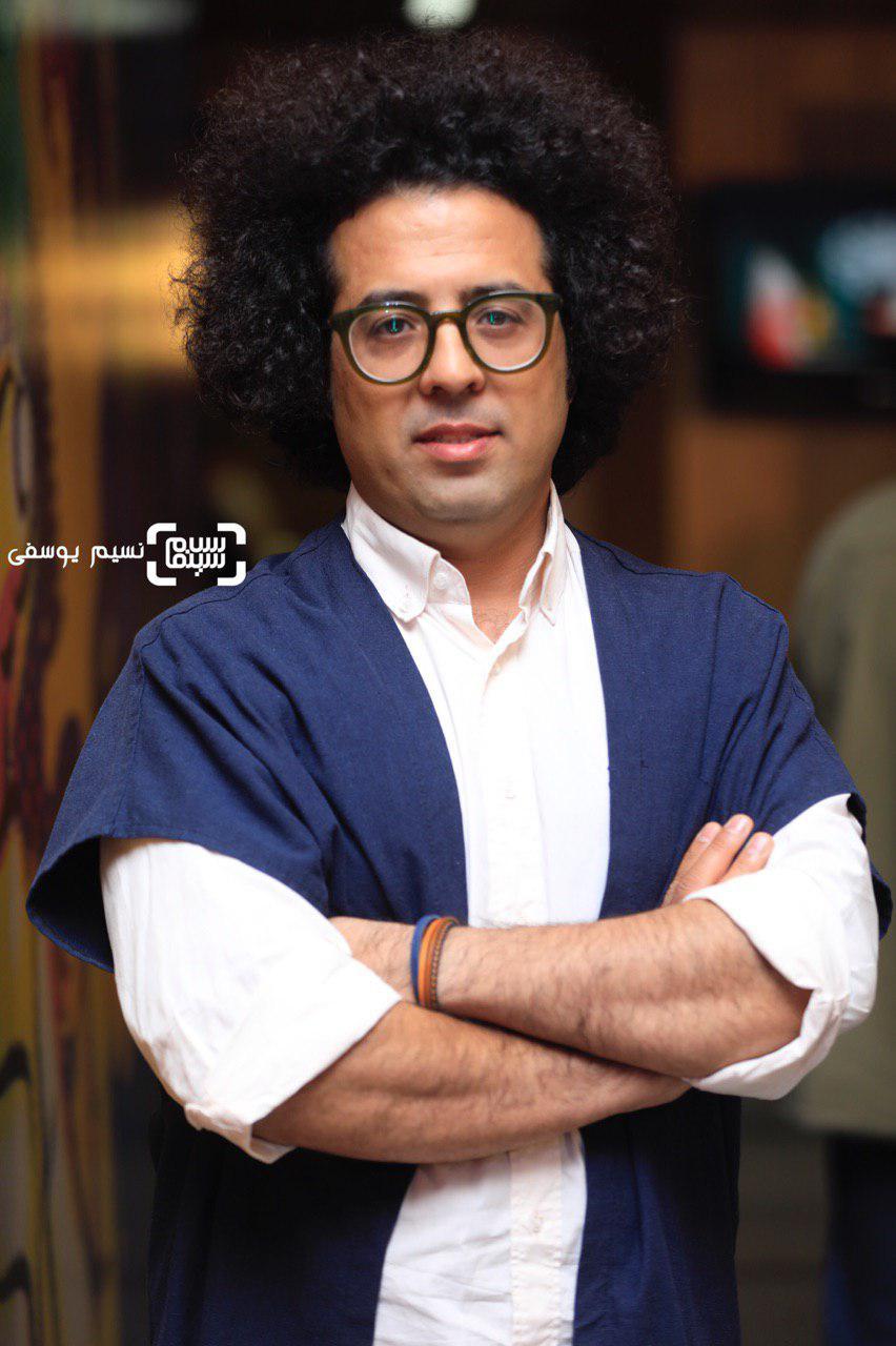 معرفی برنده تندیس بهترین عکاس سال و عکس های در پنجمین جشن عکاسان سینمای ایران