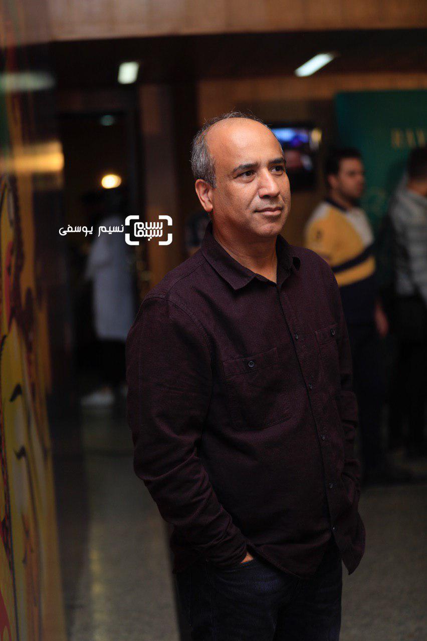 عکس های جشن عکاسان سینمای ایران - سال 98