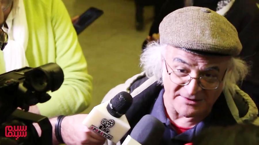 ویدیو کامل و بدون سانسور صحبت های فریدون جیرانی پس از نشست و بحث قوچانی و جیرانی