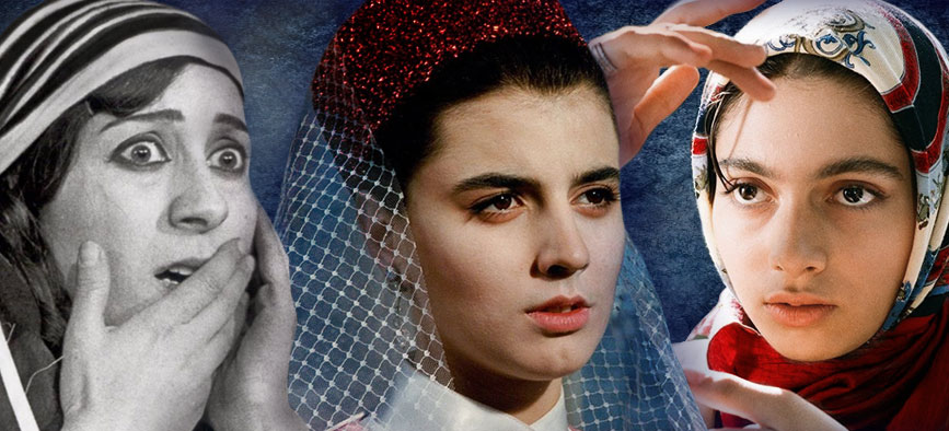 دختران ماندگار دهه هفتاد سینمای ایران
