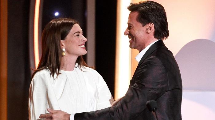 برندگان جوایز فیلم هالیوود 2018/ گزارش تصویری