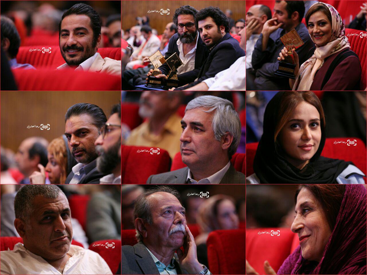 گزارش تصویری دهمین جشن انجمن منتقدان 1