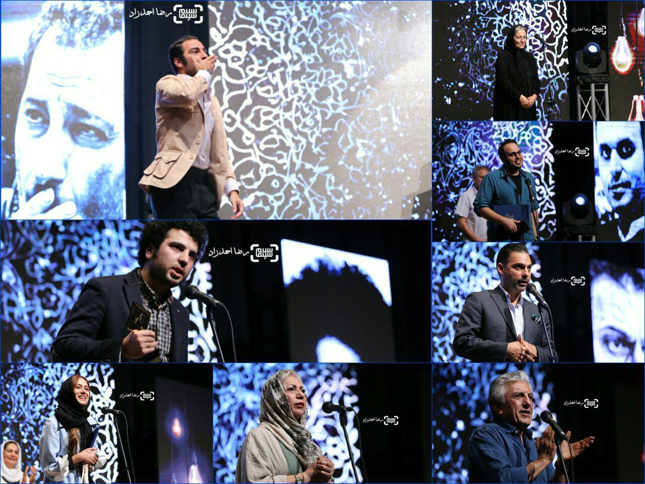 گزارش تصویری دهمین جشن انجمن منتقدان 2