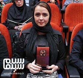 ترانه علیدوستی در جشنواره پروین اعتصامی