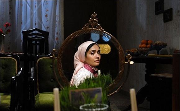 عکس میترا حجار در فیلم دلتنگی های عاشقانه