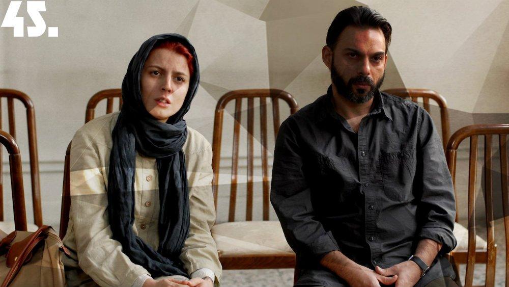 بهترین فیلم های دهه اخیر-جدایی نادر از سیمین
