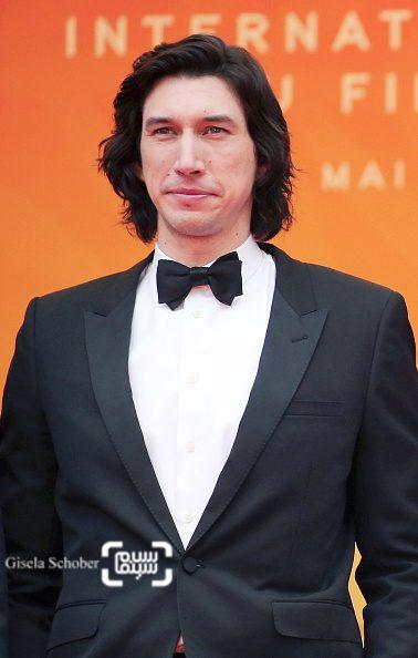 آدام درایور در افتتاحیه هفتاد و دومین جشنواره فیلم کن