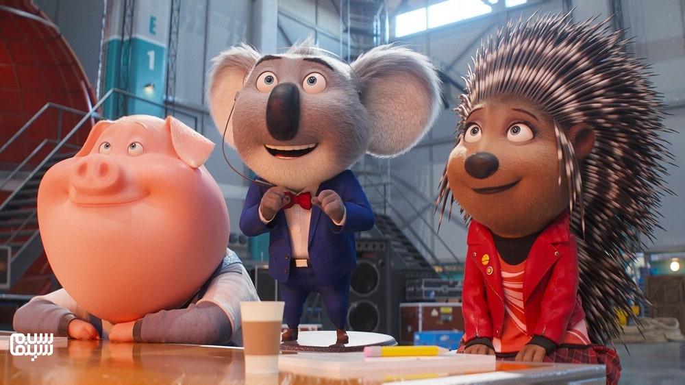 مهمترین انیمیشنهای 2022- آواز2