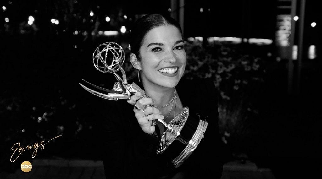 آنی مورفی - برنده جایزه بهترین بازیگر نقش مکمل زن سریال کمدی امی 2020