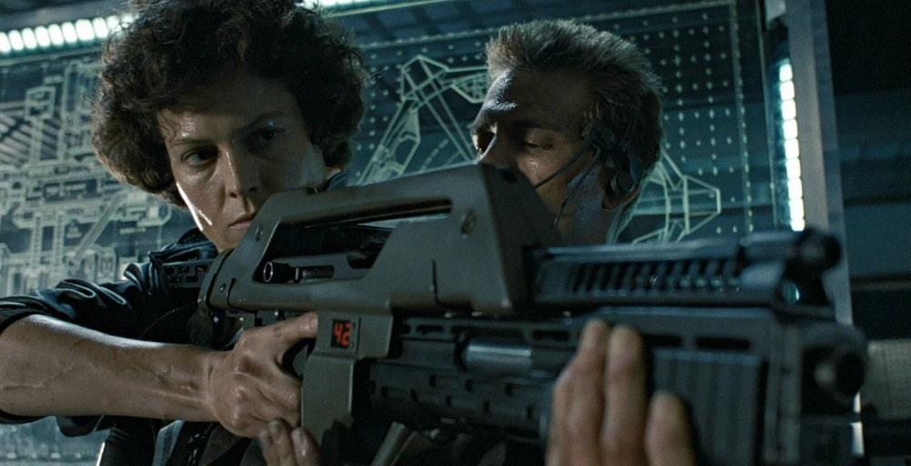 بهترین فیلم های سینمایی اکشن در تاریخ سینما - بیگانه ها (Aliens)
