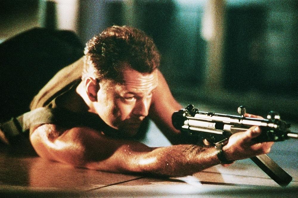 بهترین فیلم های سینمایی اکشن در تاریخ سینما - جان سخت 1 (Die Hard)