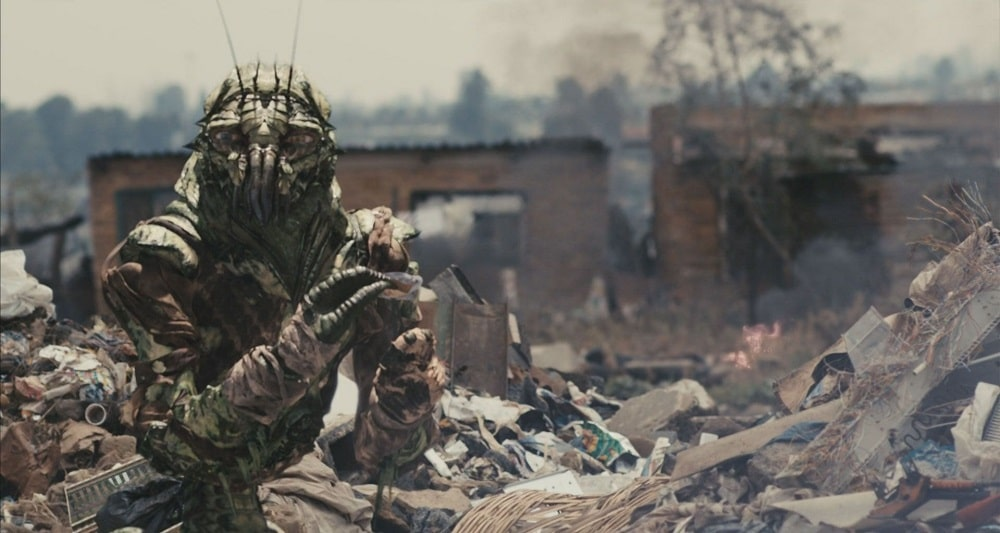 بهترین فیلم های سینمایی اکشن در تاریخ سینما - منطقه 9 (District 9)