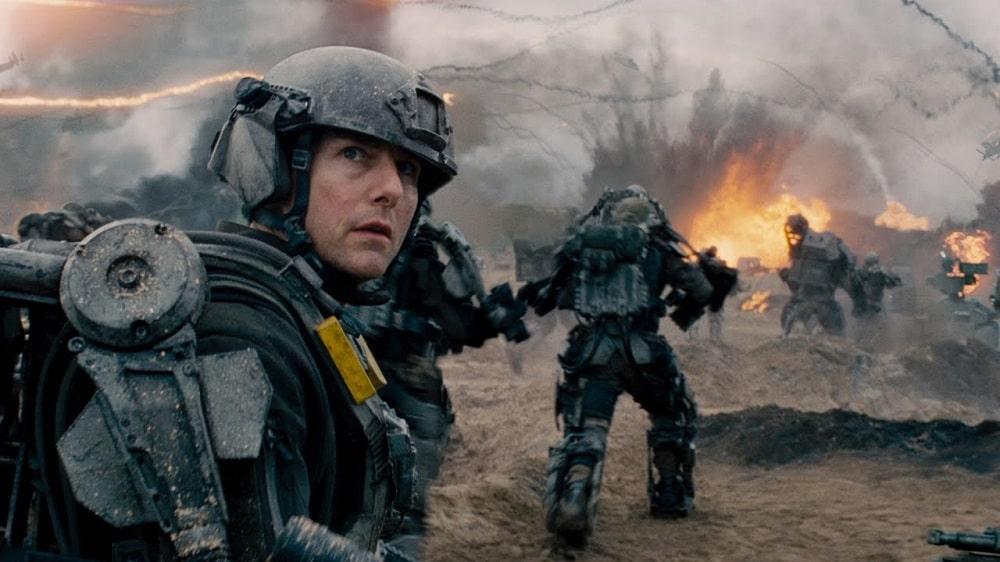 بهترین فیلم های سینمایی اکشن در تاریخ سینما - لبه فردا (Edge of Tomorrow)