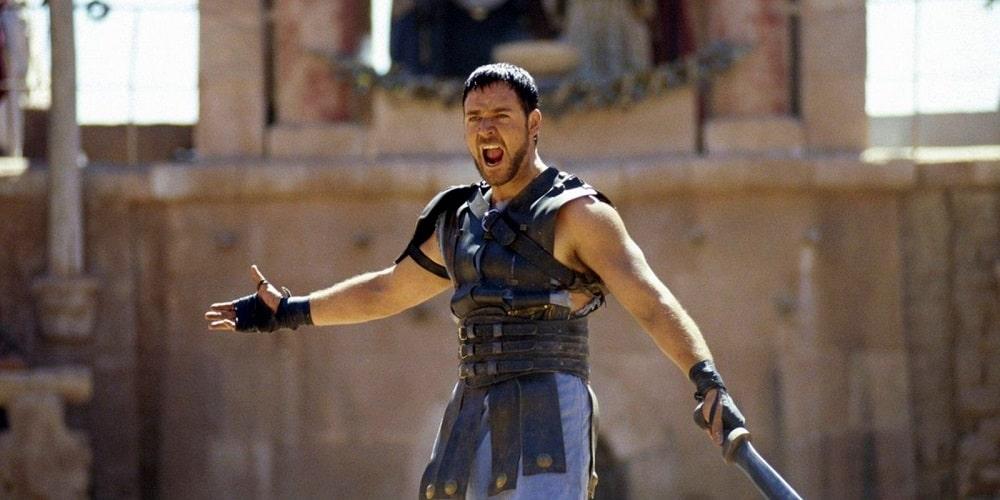 بهترین فیلم های سینمایی اکشن در تاریخ سینما - گلادیاتور (Gladiator)