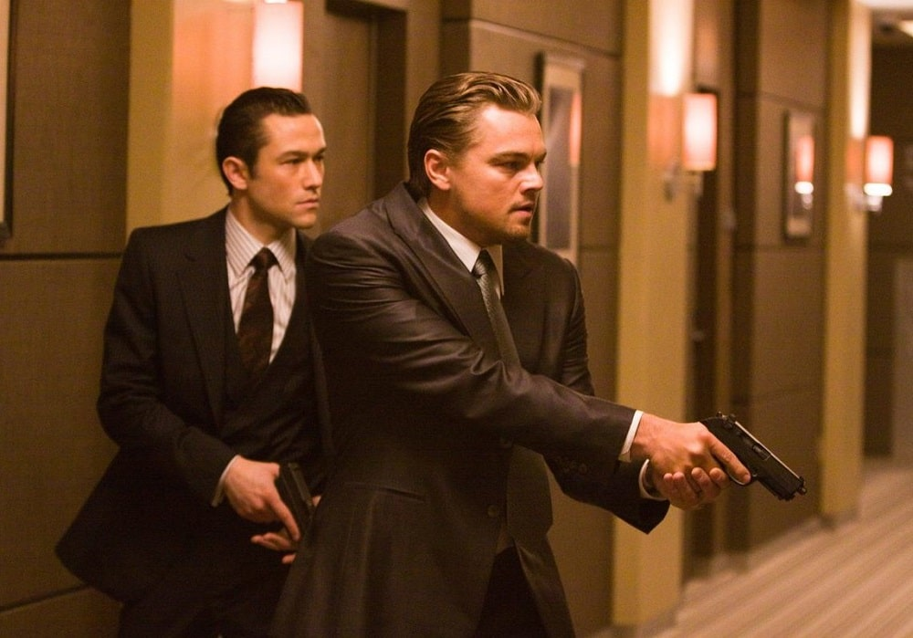 بهترین فیلم های سینمایی اکشن در تاریخ سینما - تلقین (Inception)