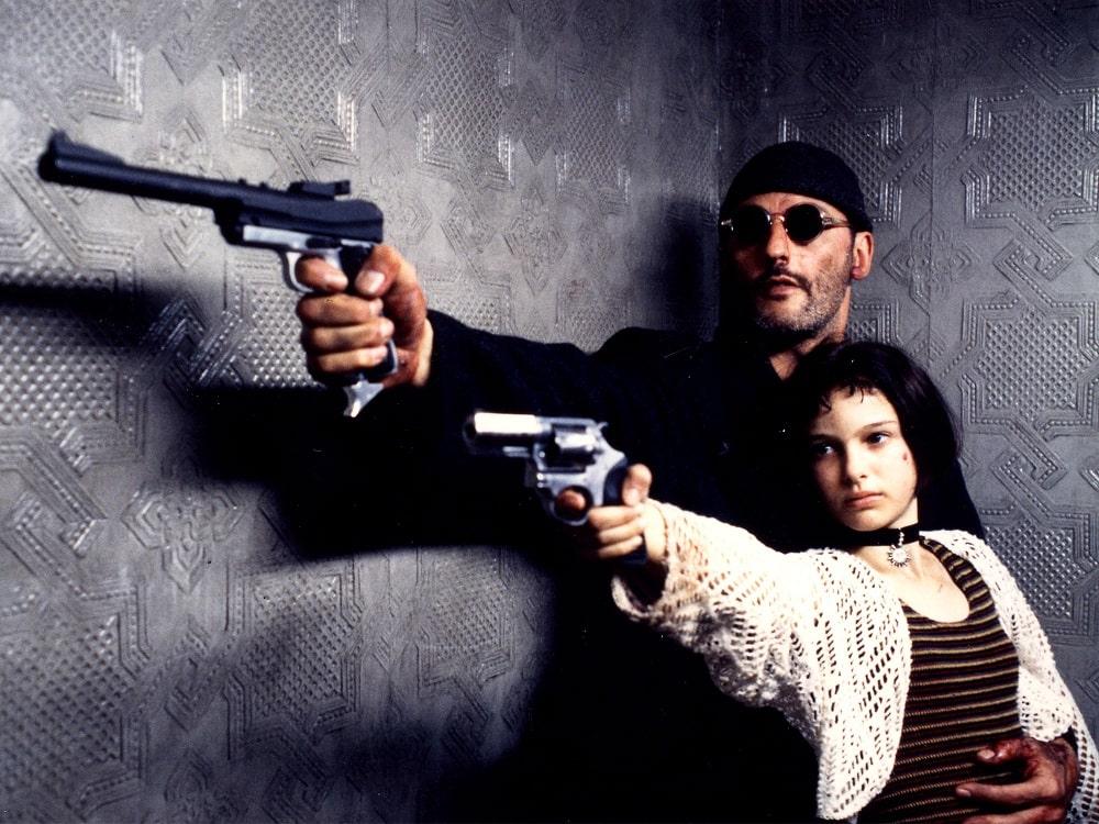 بهترین فیلم های سینمایی اکشن در تاریخ سینما - لئون: حرفه ای (Léon: The Professional)