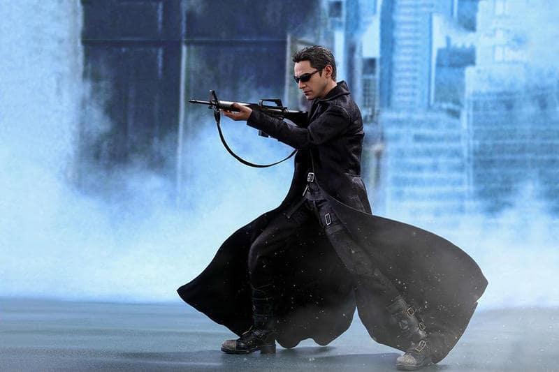 بهترین فیلم های سینمایی اکشن در تاریخ سینما - ماتریکس (The Matrix)