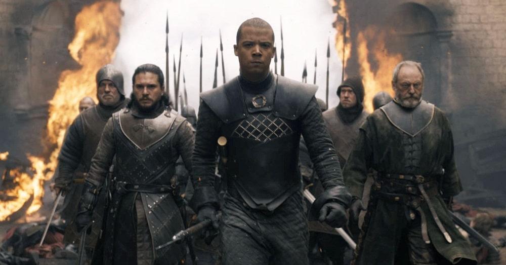بهترین سریال های اکشن - بازی تاج و تخت (Game of Thrones)