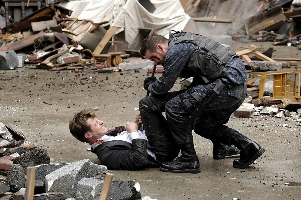 بهترین سریال های اکشن - گاتهام (Gotham)