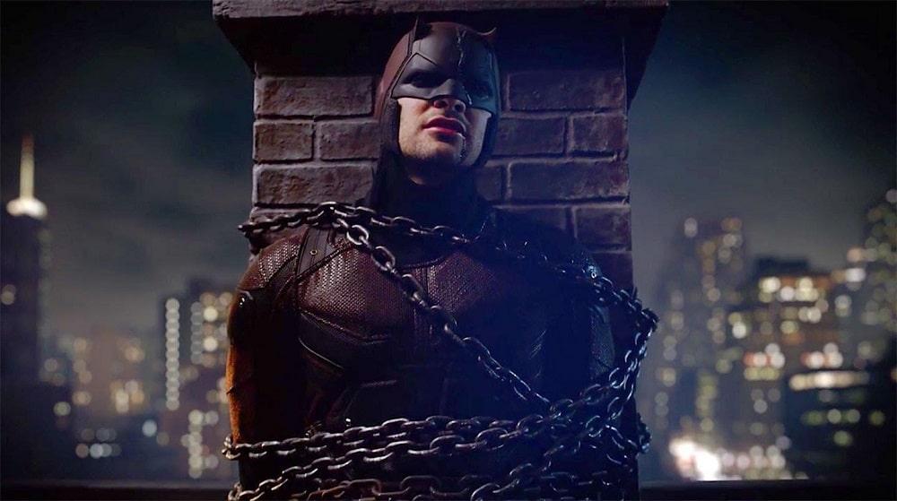 بهترین سریال های اکشن - بی باک (Daredevil)