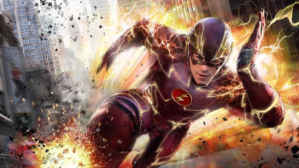 بهترین سریال های اکشن - فلش (The Flash)