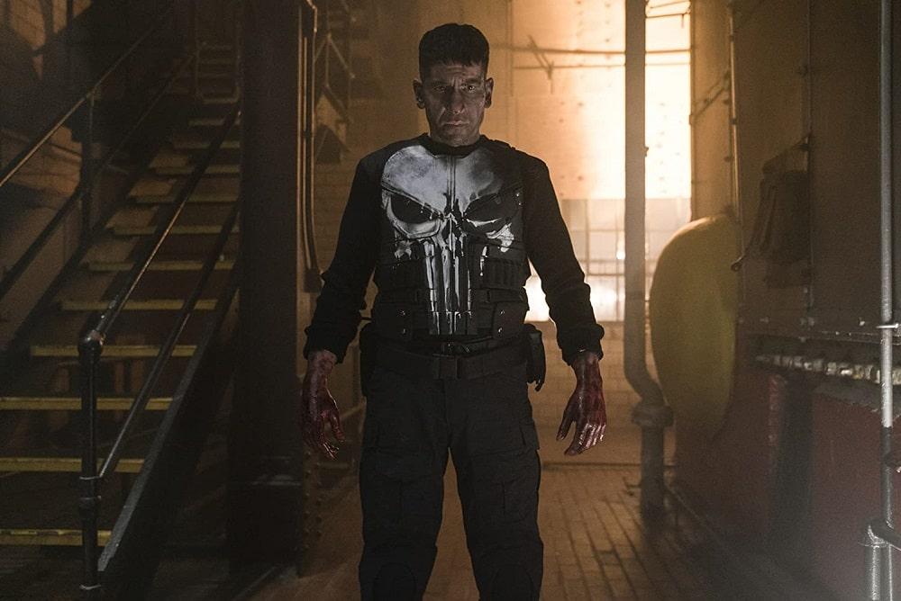 بهترین سریال های اکشن - پانیشر (Punisher)