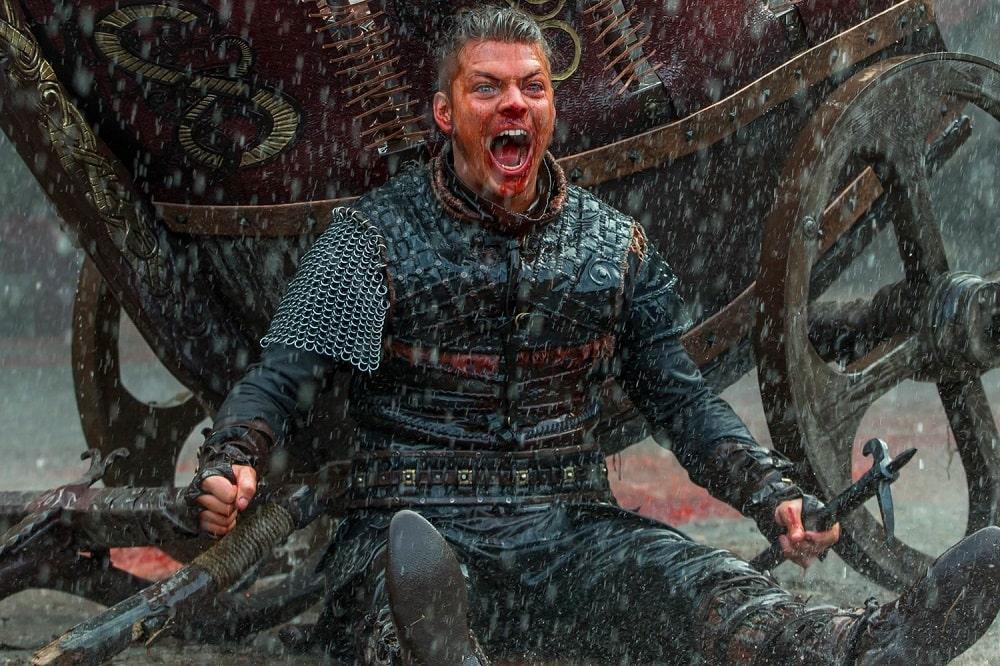 بهترین سریال های اکشن - وایکینگ ها (Vikings)