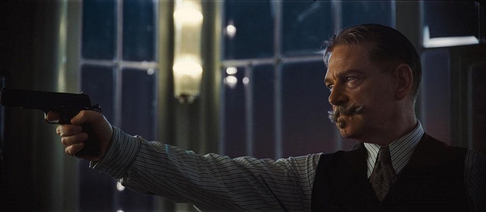 بهترین فیلم های جنایی 2020 - مرگ بر روی نیل (death on the nile)