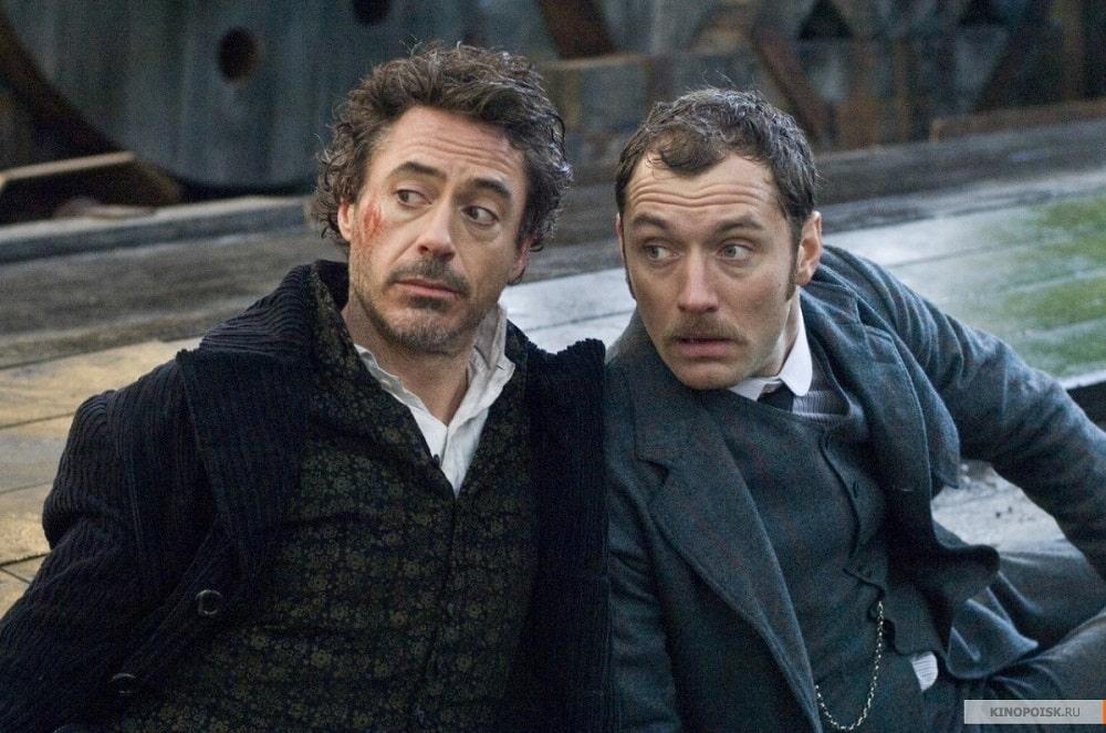 بهترین فیلم های معمایی و راز آلود تاریخ سینما - شرلوک هولمز (Sherlock Holmes)
