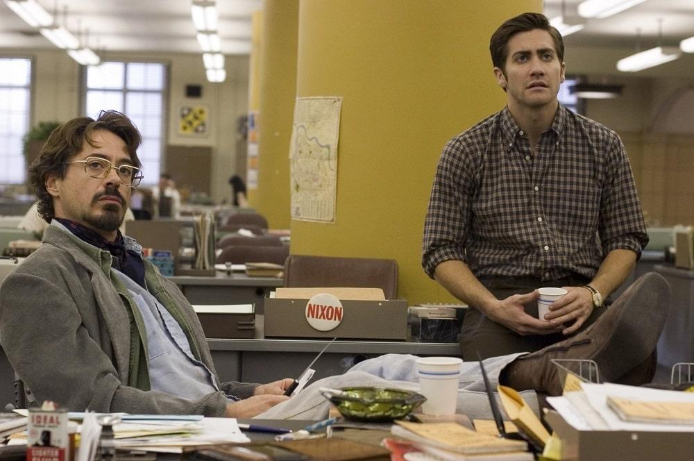 بهترین فیلم های معمایی و راز آلود تاریخ سینما - زودیاک (Zodiac)
