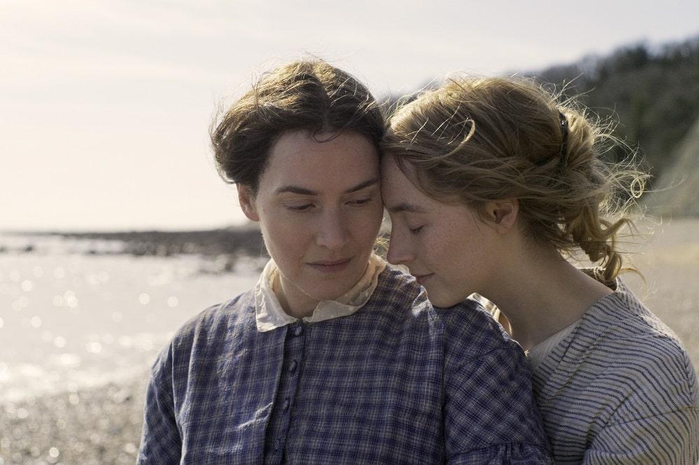 بهترین فیلم های عاشقانه سال 2020 - آمونیت (Ammonite)