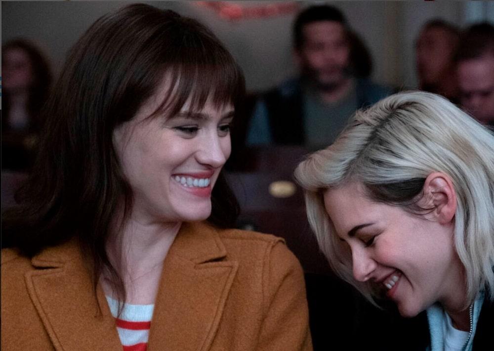 بهترین فیلمهای عاشقانه 2020 - شادترین فصل (happiest season)